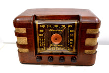Load image into Gallery viewer, Solid Wood 1947 Crosley Model 46FB Vacuum Tube AM Radio True Historic Beauty! - [product_type} - Crosley - Retro Radio Farm