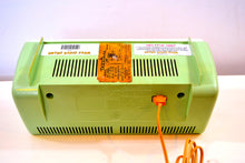 Load image into Gallery viewer, SOLD! - Oct 1, 2019 - Cool Mint Green Retro Vintage Mid Century Jetsons 1950's Truetone AM Tube Radio Fab 50s Glory! - [product_type} - Truetone - Retro Radio Farm