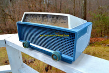 Load image into Gallery viewer, SOLD! - Apr 4, 2018 - MERCURY BLUE Mid Century Retro Vintage 1955 Hallicrafters Model 622 Tube AM Shortwave Radio Totally Awesome! - [product_type} - Hallicrafters - Retro Radio Farm