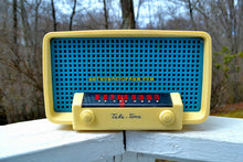 Load image into Gallery viewer, SOLD! - July 28, 2018 - SPIRIT OF 76 Red White & Blue 1948 Teletone Model  201 AM Tube Radio Rare Looks and Works Great! - [product_type} - Teletone - Retro Radio Farm