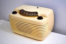 Load image into Gallery viewer, Ivory Bakelite Vintage 1948 Philco Model 48-460 AM Radio Loud as a Hippo! - [product_type} - Philco - Retro Radio Farm