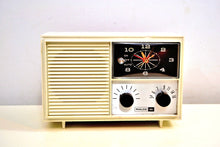 Load image into Gallery viewer, Valiant White 1967 Philco-Ford Model F234 Vacuum Tube AM Radio End of an Era! - [product_type} - Philco - Retro Radio Farm
