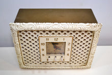 Load image into Gallery viewer, SOLD! - June 21, 2019 - Romantic Revival Louis XIV Rococo 1956 Dumont Model RA-346 Tube AM Radio Liberace Would Approve! - [product_type} - Dumont - Retro Radio Farm