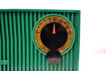 Load image into Gallery viewer, SOLD! - Feb.21, 2020 - Kelly Green 1953 Motorola 53R(5) Tube AM Antique Radio Nice Color! Nice Performer! - [product_type} - Motorola - Retro Radio Farm