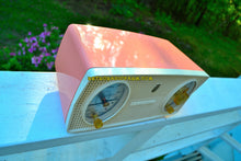 Load image into Gallery viewer, SOLD! - Nov 20, 2018 - Mayfair Pink Mid Century Vintage 1955 Zenith Model B514V AM Tube Radio Excellent Condition! - [product_type} - Zenith - Retro Radio Farm