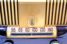 "Load image into Gallery viewer, SOLD! - June 29, 2019 - ""THE MODERNE"" 1949 Emerson Model 561A Brown Bakelite AM Tube Radio Golden Age Beauty in Pristine Condition! - [product_type} - Emerson - Retro Radio Farm"