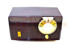 Load image into Gallery viewer, Mocha Swirl Mid Century Vintage 1958 Philco E-814-124 AM Tube Radio Sounds Great! - [product_type} - Philco - Retro Radio Farm
