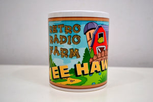 Retro Radio Farm Coffee Mug - [product_type} - Retro Radio Farm - Retro Radio Farm