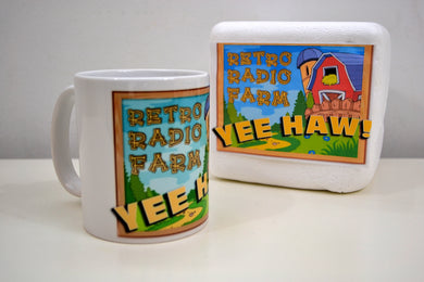 Retro Radio Farm Coffee Mug - [product_type} - Retro Radio Farm gift items - Retro Radio Farm
