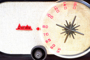 SOLD! - Dec. 11, 2018 - Cute 1950 Arvin 753T AM Antique Radio - [product_type} - Arvin - Retro Radio Farm