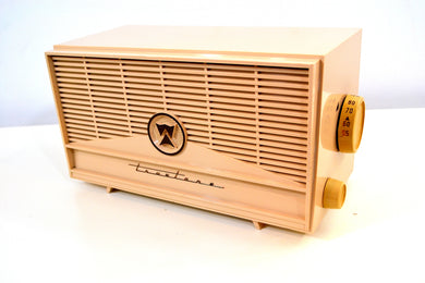 Vintage 1960 Truetone Model 2063 AM Tube Radio - [product_type} - Truetone - Retro Radio Farm