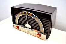 Load image into Gallery viewer, SOLD! - Feb. 11, 2020 - Sienna Brown 1950 Motorola Model 59X Tube AM Antique Radio Nice Performer Very Easy On The Eyes and Ears! - [product_type} - Motorola - Retro Radio Farm