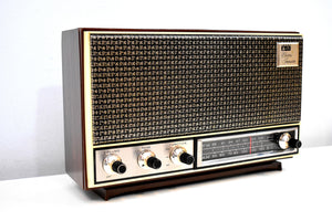 Wood Grain and Modern Metal 1967-71 Arvin 36R07 AM FM Vintage Solid State Radio Sounds Outta-site!