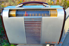 Load image into Gallery viewer, SOLD! - Jan 29, 2014 - BEAUTIFUL Post War Industrial Portable 1947 RCA Victor 66BX Tube Radio Works! - [product_type} - Admiral - Retro Radio Farm