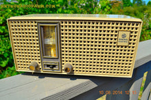 Load image into Gallery viewer, SOLD! - Nov 23, 2014 - AM/FM HIPSTER GREY Retro Vintage 1960's General Electric T-230C Model AM/FM Tube Radio WORKS! - [product_type} - General Electric - Retro Radio Farm