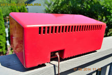 Load image into Gallery viewer, SOLD! - Sept 2, 2014 - CORAL PINK Retro Vintage 1950's Crosley T-60 RD AM Tube Radio WORKS! , Vintage Radio - Crosley, Retro Radio Farm  - 10