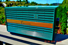 Load image into Gallery viewer, SOLD! - Nov 17, 2014 - EVERGREEN Retro Jetsons Vintage 1953 Emerson 226B AM Tube Radio WORKS! - [product_type} - Emerson - Retro Radio Farm