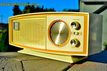 Load image into Gallery viewer, SOLD! - Nov 29, 2014 - AVOCADO and white AM/FM Retro Vintage 1960's Sears Model 2027 Solid State Radio WORKS! , Vintage Radio - Sears, Retro Radio Farm  - 2
