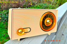 Load image into Gallery viewer, SOLD! - Jan 9, 2014 - MAUVE PINK Retro Jetsons Vintage 1958 RCA 1-RA-36 AM Tube Radio WORKS! - [product_type} - RCA Victor - Retro Radio Farm