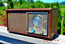 Load image into Gallery viewer, SOLD! - Aug 31, 2015 - HARDWOOD 1964 Zenith Model M730 Brown AM/FM Tube Radio Works Great! - [product_type} - Zenith - Retro Radio Farm