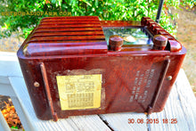 Load image into Gallery viewer, SOLD! - Sept 22, 2015 - GOLDEN AGE Art Deco WWII Era Vintage 1942 Zenith 6D612 AM Tube Radio Sounds Great! , Vintage Radio - Zenith, Retro Radio Farm  - 10