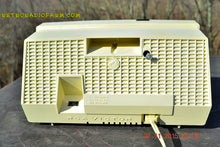 Load image into Gallery viewer, SOLD! - Dec 14, 2015 - BLUETOOTH MP3 READY - Pink and White Retro Jetsons Vintage 1957 RCA C-4FE AM Tube Clock Radio Totally Restored! - [product_type} - RCA Victor - Retro Radio Farm