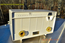 Load image into Gallery viewer, SOLD! - Jan 8, 2016 - SARKES TARZAIN Model 723-514 Rare FM Only Tube Radio Snow White Restored and Working Great! - [product_type} - Sarkes Tarzain - Retro Radio Farm