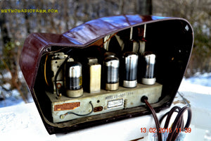 SOLD! - Jan 6, 2016  Repair and restore 1949 Philco 49-501 AM Bakelite Tube Radio Works! Wow! - [product_type} - Philco - Retro Radio Farm