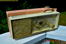 Load image into Gallery viewer, SOLD! - Oct 3, 2016 - LUSCIOUS PINK Mid Century Retro 1961 Arvin Model 53R27 AM Tube Clock Radio Works Great Looks Great! - [product_type} - Arvin - Retro Radio Farm