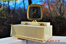Load image into Gallery viewer, SOLD! - Dec 25, 2016 - PLAN 9 FROM OUTER SPACE 1958 Philco Predicta Model H765-124 Tube AM Clock Radio - Iconic~! - [product_type} - Philco - Retro Radio Farm