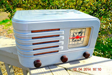Load image into Gallery viewer, SOLD! - June 10, 2014 - BEAUTIFUL Rare Art Deco Retro 1941 Stromberg Carlson 500H AM Tube Radio Works! Wow! , Vintage Radio - Stromberg Carlson, Retro Radio Farm  - 2