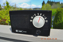 Load image into Gallery viewer, SOLD! - Sept 4, 2014 - BEAUTIFUL Retro Vintage 1959 Knight Ranger Tube AM Radio WORKS! - [product_type} - Knight - Retro Radio Farm