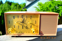 Load image into Gallery viewer, SOLD! - July 28, 2014 - SUAVE MAUVE PINK Retro Jetsons 1950's Philco K778-124 Tube AM Clock Radio WORKS! - [product_type} - Admiral - Retro Radio Farm