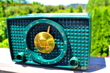 Load image into Gallery viewer, SOLD! - Sept 20, 2014 - SHERWOOD GREEN Retro Vintage 1950 Motorola 5H13 Tube AM Radio WORKS! , Vintage Radio - Motorola, Retro Radio Farm  - 4