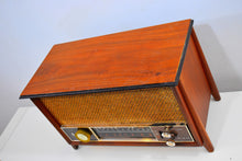 Load image into Gallery viewer, Bluetooth Ready To Go -  Wood 1963 Zenith Model K731 AM FM Vacuum Tube Radio Outstanding Condition and Sound!