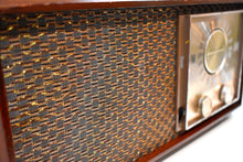 Load image into Gallery viewer, Bluetooth Ready To Go -  Wood 1959 Zenith Model M730 AM FM Vacuum Tube Radio Sounds Fills Room!