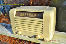 Load image into Gallery viewer, SOLD! - Jan 8, 2017 - ART DECO 1941 GE General Electric Model J-602 AM Ivory Bakelite Tube Radio Totally Restored! - [product_type} - General Electric - Retro Radio Farm