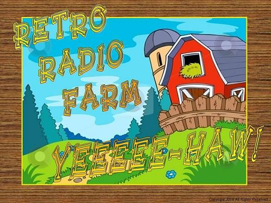 Retro Radio Farm
