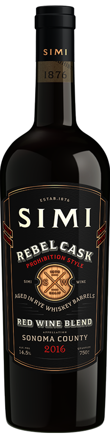 SIMI Rebel Cask Red Blend Sonoma County 2016