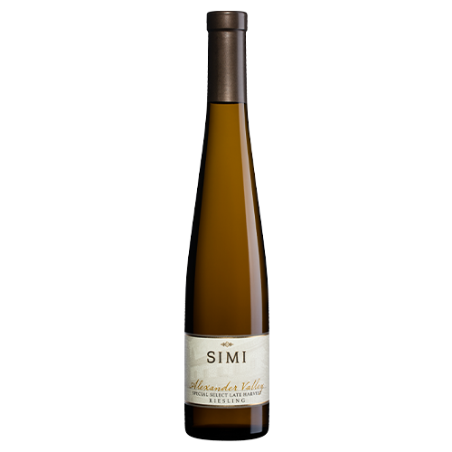 SIMI Late Harvest Riesling Alexander Valley 2018 375ml