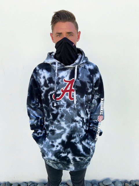 Alabama Crimson Tide College Football Playoff 2020 National Champions NOBLE KNIGHT LIMITED EDITION HOODIE - ALMAR APPAREL
