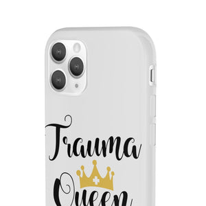 Trauma Queen Flexi Cases