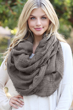 Open image in slideshow, Infinity Scarf