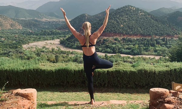 The difference between Yoga and Pilates with Alexandra