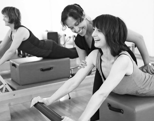 Interview with Pilates instructor Anna Mora, Netherlands