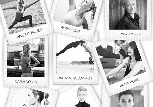 We asked the Pilates instructors about Pilates