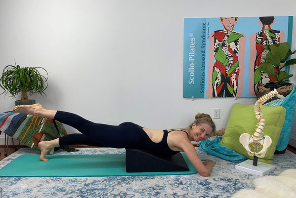 Interview with the Pilates Instructor Karena Thek