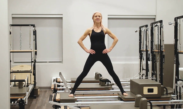 Pilates Workout for Your Inner Thighs with Loriol Anderson