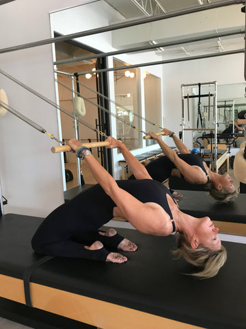 jaime white pebbles pilates