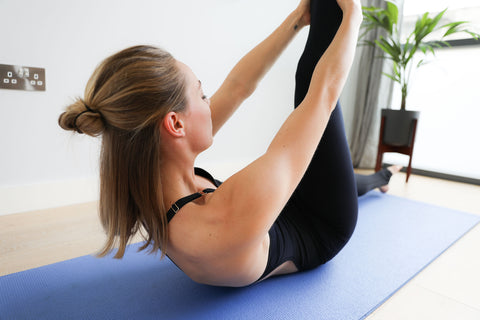Dionne for Blue Pilates and Pebbles Pilates